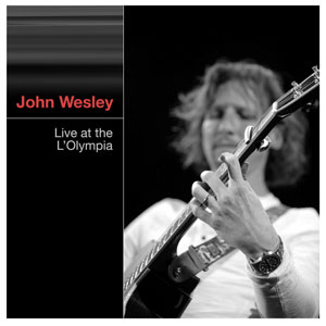 Live at the L'Olympia by John Wesley