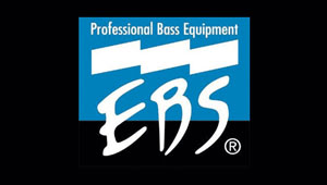 Bass equipment by EBS Professional Bass Equipment